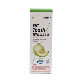 Зубной гель GC Tooth Mousse дынный