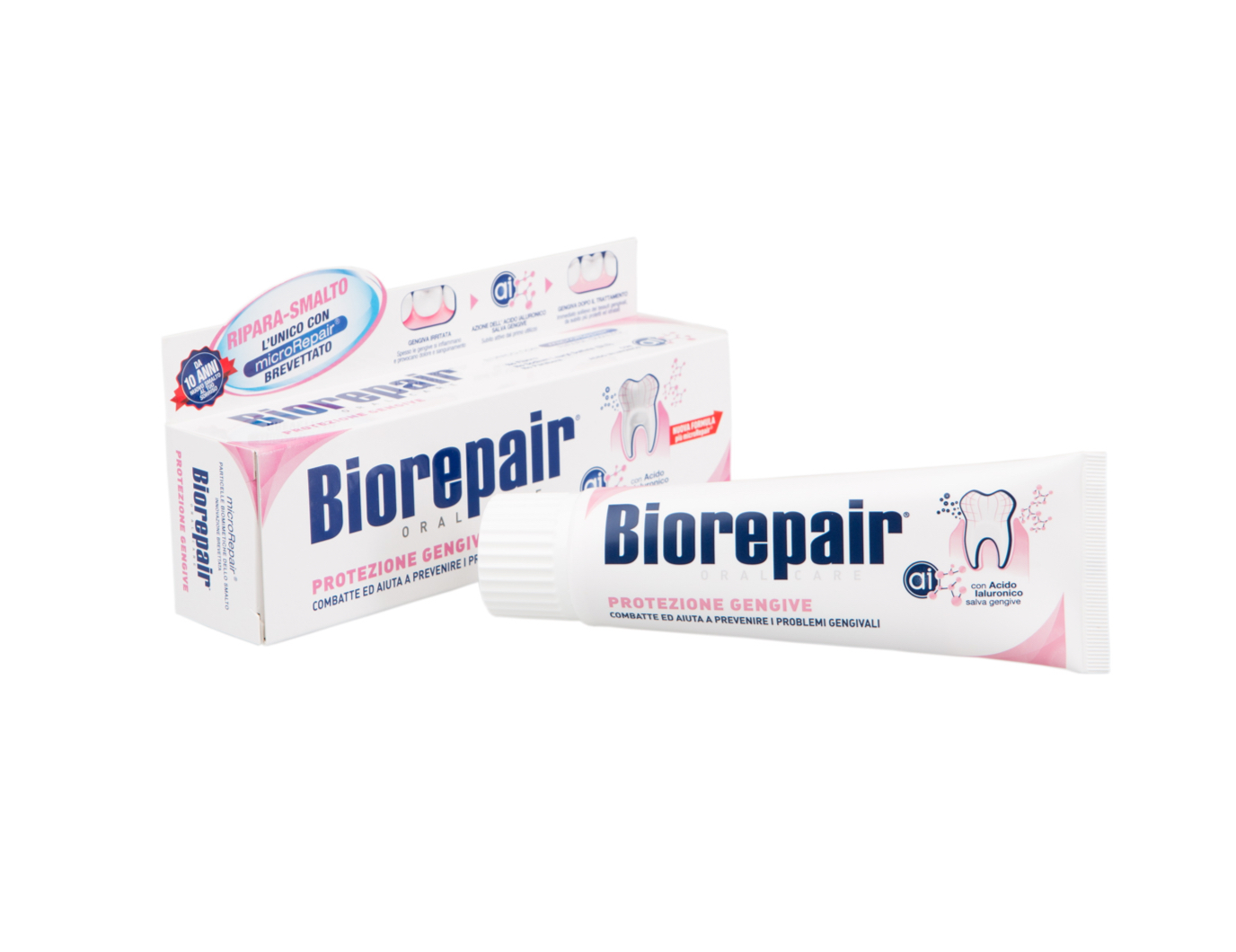 Зубная паста Biorepair Gum Protection