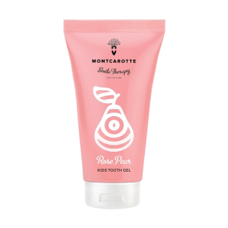 Детский зубной гель Montcarotte Rose Pear Kids Tooth Gel