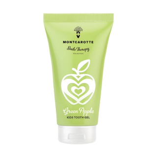 Детский зубной гель Montcarotte Green Apple Kids Tooth Gel