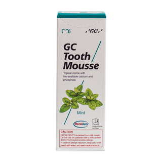 Зубной гель GC Tooth Mousse Мятный