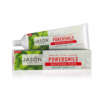 Зубная паста Jason Powersmile Whitening Paste Powerful Peppermint