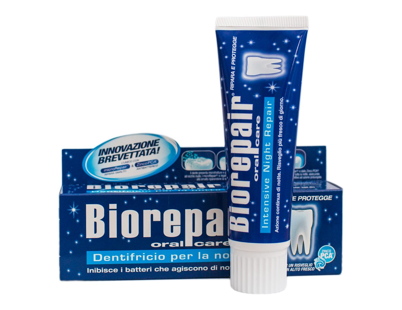 Зубная паста Biorepair Intensive Night