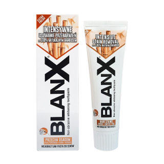 Зубная паста BlanX Med Intensive Stain Removal