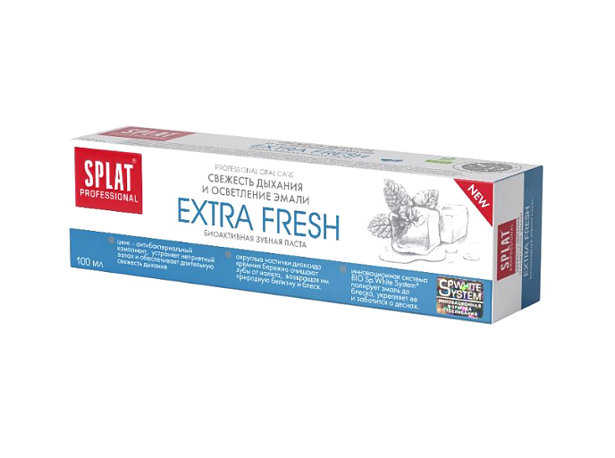 Зубная паста Splat Professional Extra Fresh